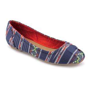 Chinese Laundry Women's 'All Done' Blue Fabric Casual Shoes