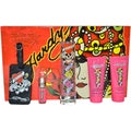 Christian Audigier 'Ed Hardy' Women's 5-piece Fragrance Gift Set
