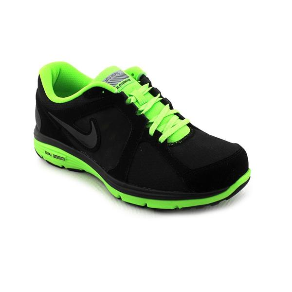 Nike Men's 'Dual Fusion Run Shield' Synthetic Athletic Shoe