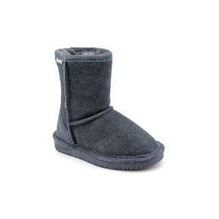 Bearpaw Girl Youth 'Emma' Regular Suede Boots
