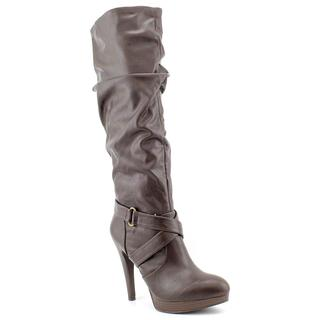INC International Concepts Women's 'Petra' Man-Made Pull-On Boots