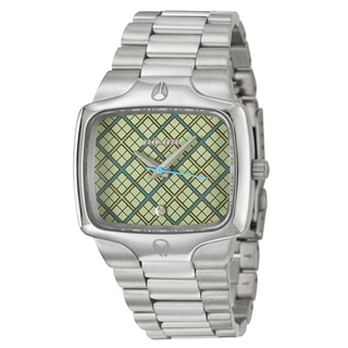 Nixon Women's 'The Player' Stainless Steel Quartz Watch