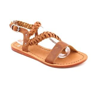 Bronx Women's 'Just Kick It' Leather Sandals