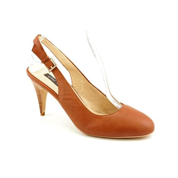 Pilar Abril Women's 'Luciana' Leather Dress Shoes (Size 7 )