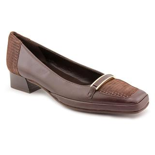 Amalfi By Rangoni Women's 'Messico' Leather Dress Shoes - Narrow (Size 6 )