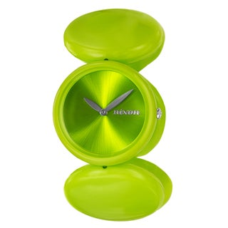 Nixon Women's 'The Spree' Lime Green Watch