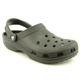 Crocs Men's 'Classic' Synthetic Casual Shoes