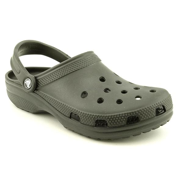 Crocs Men's 'Classic' Synthetic Casual Shoes