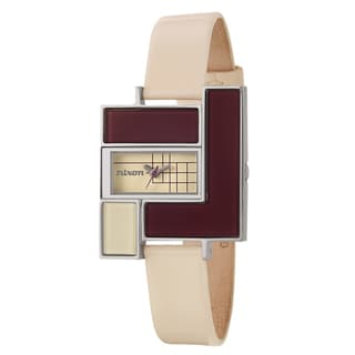Nixon Women's 'The Loft' Stainless Steel Retro-inspired Watch