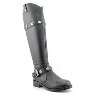 INC International Concepts Women's 'Marty' Man-Made Pull-On Boots