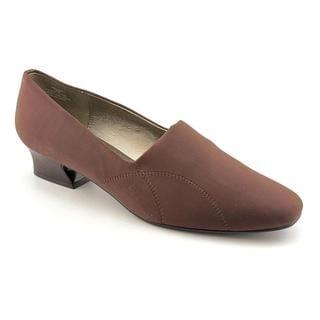 David Tate Women's 'Martina' Microfiber Dress Shoes - Narrow