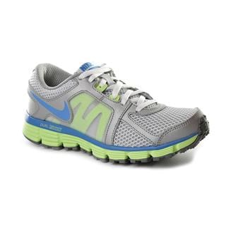Nike Girl Youth 'Dual Fusion ST GS' Synthetic Athletic Shoe