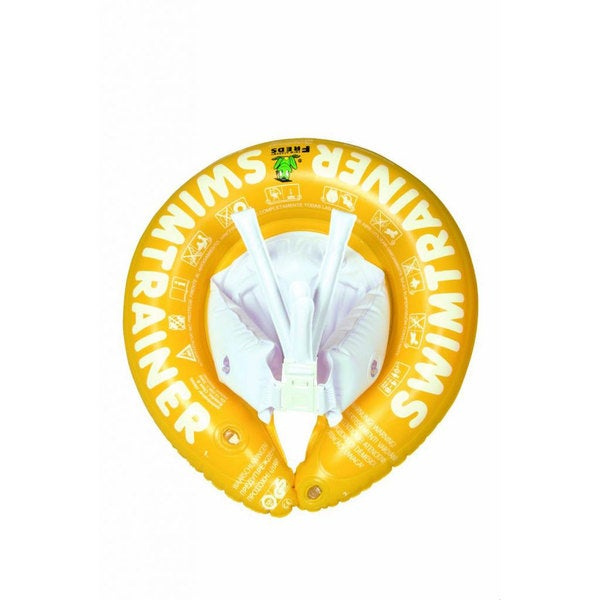 Freds Swim Academy Yellow Swimtrainer 'Classic'