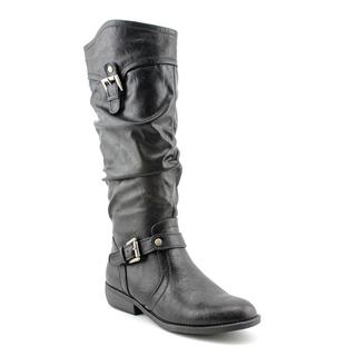 White Mountain Women's 'Legend' Faux Leather Boots