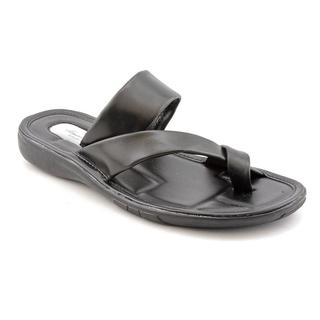 Kenneth Cole NY Men's 'Morning Stretch' Leather Sandals