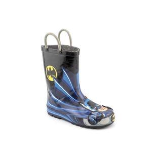 Western Chief Boy Youth 'Batman Rainboots' Rubber Boots