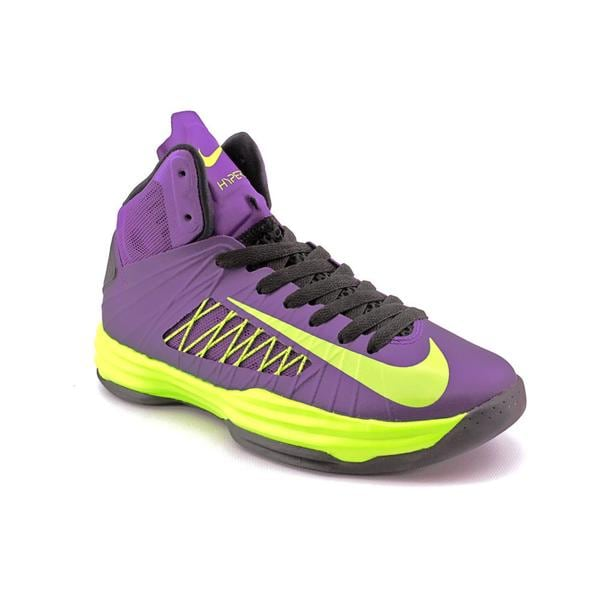 Nike Boy Youth 'Lunar Hyperdunk 2012 GS' Synthetic Athletic Shoe
