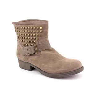 Steve Madden Women's 'Outtlaww' Regular Suede Boots