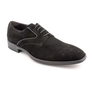 MKP by Mike-Konos Men's '4 Eye PT' Regular Suede Dress Shoes