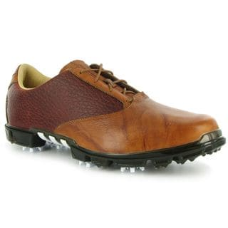 Adidas Brown Men's Adipure Motion Golf Shoes