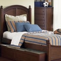 Liberty Abbott Ridge Twin Bed Twin Trundle and Nightstand Set