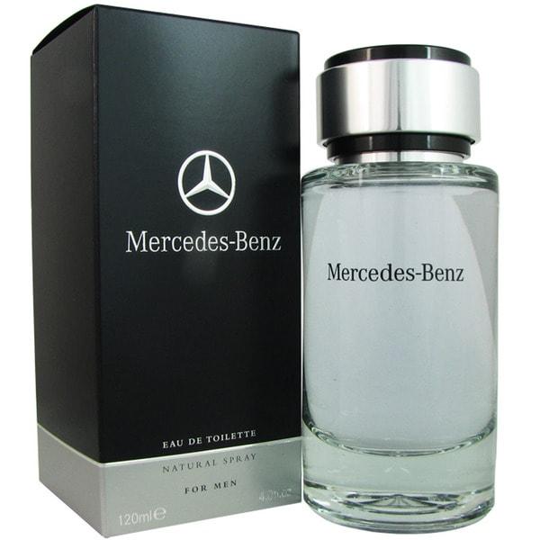 Mercedes-Benz Men's 4-ounce Eau de Toilette Spray