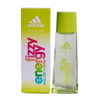 Adidas 'Fizzy Energy' Women's 1.7-ounce Eau de Toilette Spray