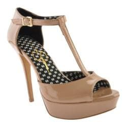 Women's Jessica Simpson Bansi French Nude Patent