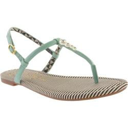 Women's Jessica Simpson Rosetta Pastel Green Leather