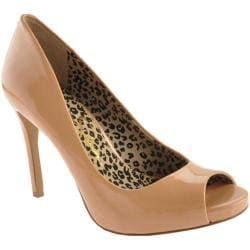 Women's Jessica Simpson Saras Sand Patent Leather
