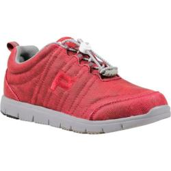 Women's Propet TravelWalker Canvas Ruby
