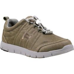 Women's Propet TravelWalker Canvas Sage