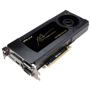 PNY GeForce GTX 760 Graphic Card - 980 MHz Core - 2 GB GDDR5 SDRAM -