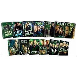 CSI: Crime Scene Investigation: Thirteen Season Pack (DVD)