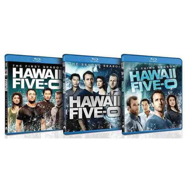 Hawaii Five-O: Three Season Pack (Blu-ray Disc) 11363670