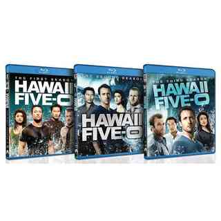 Hawaii Five-O: Three Season Pack (Blu-ray Disc)