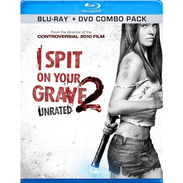 I Spit On Your Grave 2 (Blu-ray/DVD) 11363947