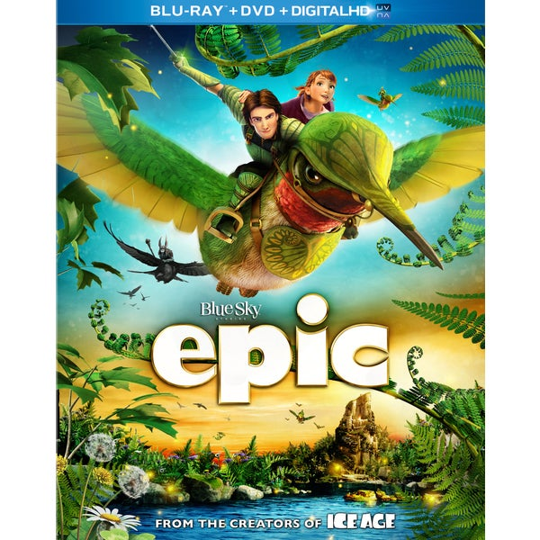 Epic (Blu-ray/DVD) 11364217
