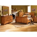 Liberty Grandpas Cabin Queen Bed (Set of 7)