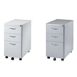 Copley Contemporary 3-drawer Mobile File Cabinet