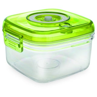 Vacucraft 1.4-liter Square Vacuum Seal Food Container