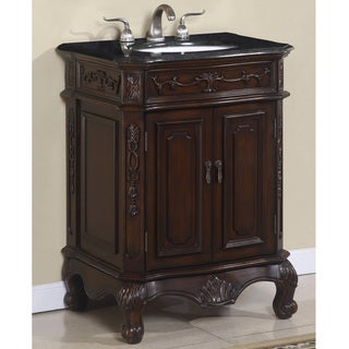 Fortuna Single Sink Bathroom Vanity
