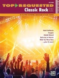 Top-Requested Classic Rock Sheet Music: 20 All-Time Favorites (Easy Piano) (Paperback)