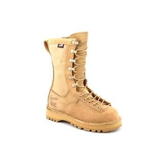 Danner Boy Youth 'Fort Lewis' Leather Boots - Extra Wide (Size 4 )