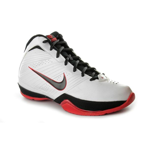 Nike Boy Youth 'Air Quick Handle' Synthetic Athletic Shoe (Size 4.5 )