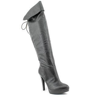 INC International Concepts Women's 'Parees' Man-Made Boots