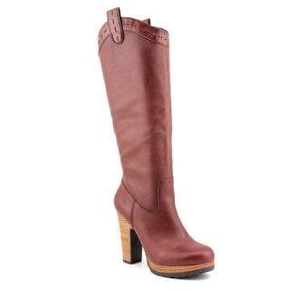 Lucky Brand Women's 'Northview' Leather Boots