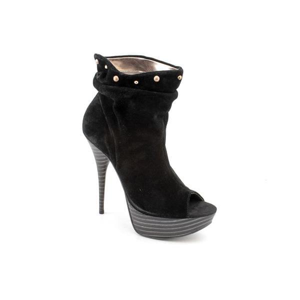 Zandra Rhodes Women's 'Caprice' Regular Suede Boots (Size 7 )