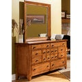 Liberty Grandpas Cabin 7-drawer Dresser and Mirror Set
