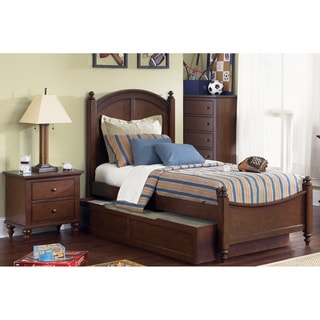 Liberty Abbot Ridge Full Bed, Twin Trundle and Nightstand